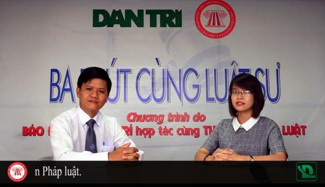 Theo luật sư Nguyễn Đức Chánh, những cá nhân tự mình thực hiện các hoạt động thương mại như: đánh giày, bán vé số, chữa khóa, sửa chữa xe, trông giữ xe, rửa xe, cắt tóc, vẽ tranh, chụp ảnh... không cần phải đăng ký kinh doanh
