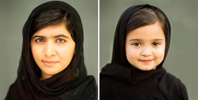 Scout và nhà hoạt động xã hội nổi tiếng thế giới vì quyền bình đẳng của phụ nữ - Malala Yousafzai