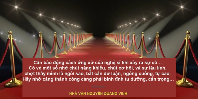 """Xem thêm: Sự nhảm nhí của showbiz Việt: """"Đòn đau"""" mới thấm?"""