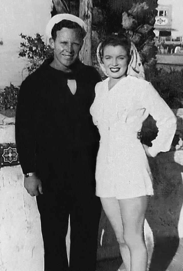 Marilyn trong cuộc hôn nhân đầu