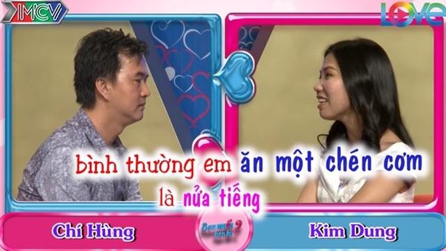 Chí Hùng và Kim Dung