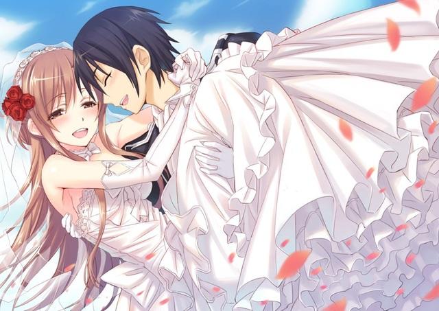 Dịch vụ tổ chức lễ cưới cho người thật và… nhân vật truyện tranh - 2