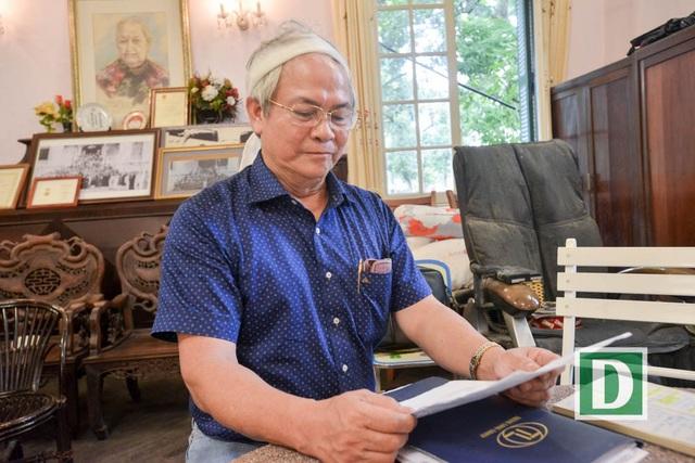 Ông Trịnh Cần Chính là người con trai thứ 6 của cụ Hoàng Thị Minh Hồ và cụ Trịnh Văn Bô.
