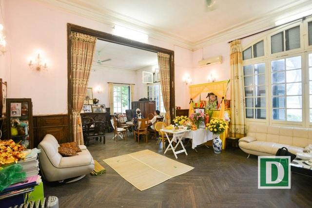 Cận cảnh biệt thự rộng 3.000 m2 của nhà tư sản Trịnh Văn Bô - 2