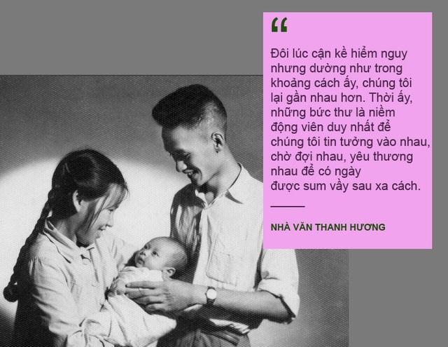 Xem thêm: Chuyện tình lãng mạn của vợ chồng nhà văn Vũ Tú Nam qua 500 lá thư tình