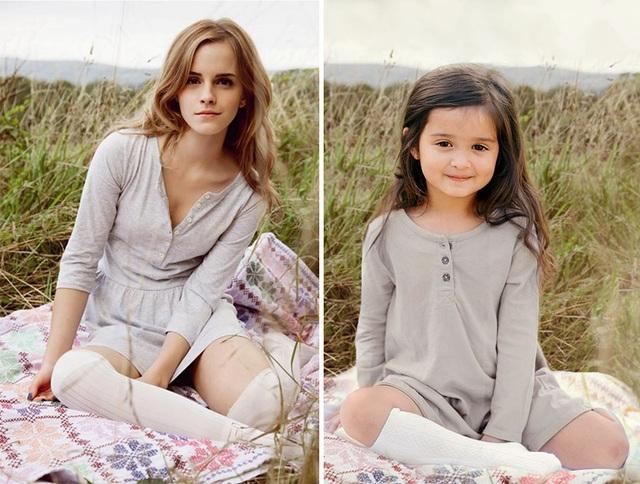 Emma Watson và Scout, ai xinh hơn?!