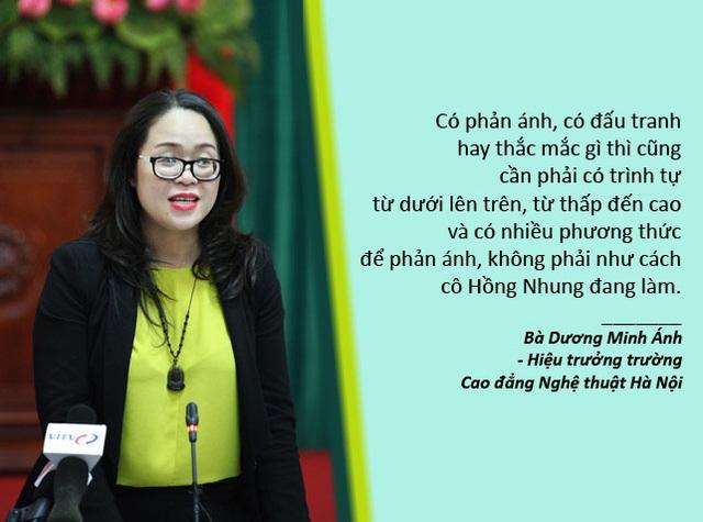 Xem thêm: Trường Nghệ thuật Hà Nội chính thức lên tiếng về vụ vợ Xuân Bắc tố bị chèn ép