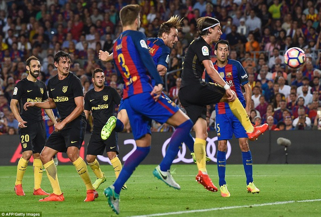 Barcelona và Atletico sẽ tạo nên hai trận bán kết Cúp Nhà vua đầy hấp dẫn