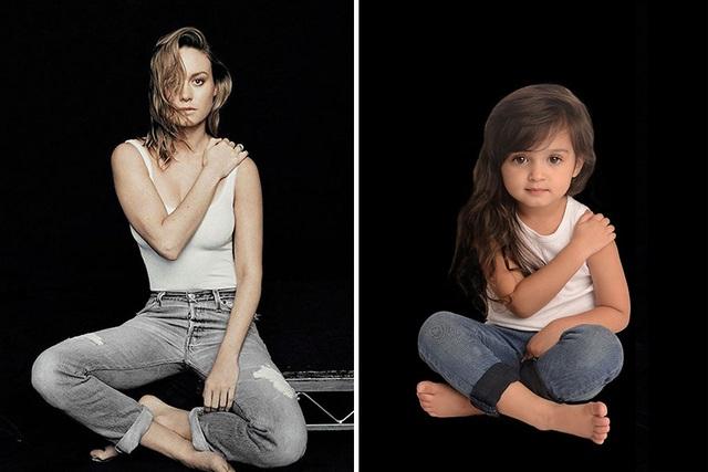 Scout và nữ diễn viên giành giải Oscar - Brie Larson