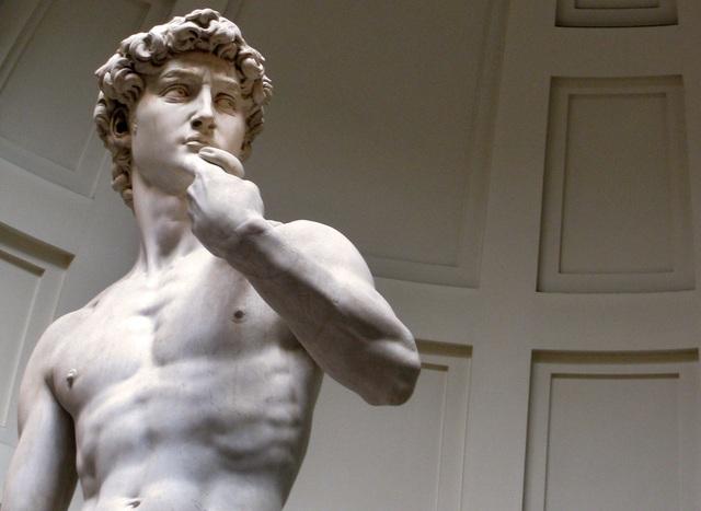 Tượng David trứ danh cần gấp 5 tỷ đồng để… đứng vững - 1