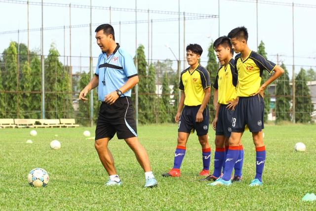 Cơ hội trở thành cầu thủ đẳng cấp quốc tế tại PVF - 3