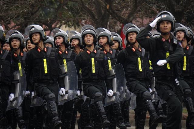 Cảnh sát đặc nhiệm số 1 thường xuyên tham gia bảo vệ các sự kiện chính trị, xã hội trọng đại của đất nước, quốc tế. Tham gia các chuyên án lớn về hình sự, kinh tế, ma túy, tội phạm công nghệ cao...