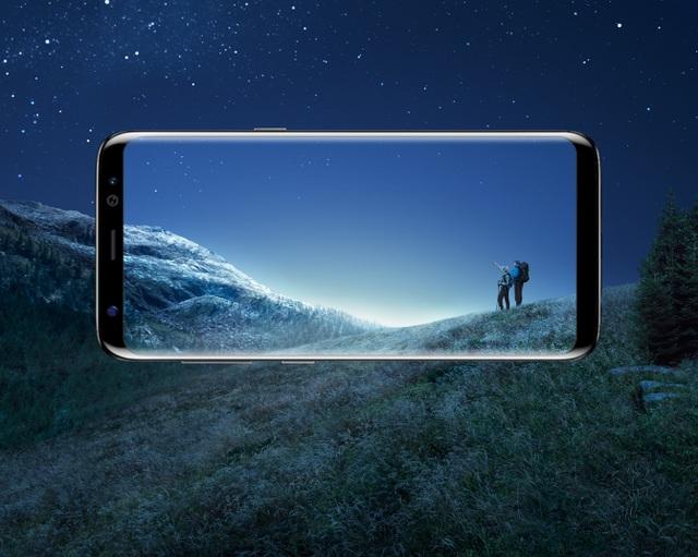 Nhìn lại 4 chi tiết chưa hoàn thiện trên Galaxy S8/S8+ - 5