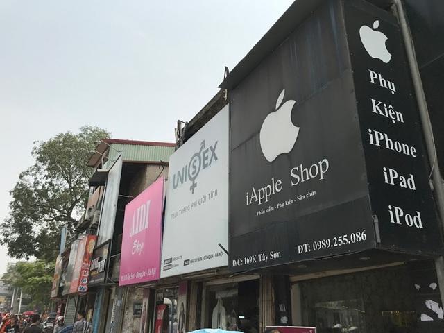 Động thái này sẽ đảm bảo quyền lợi chính đáng cho đối tác, đại lý chính thức của Apple và người tiêu dùng trong nước