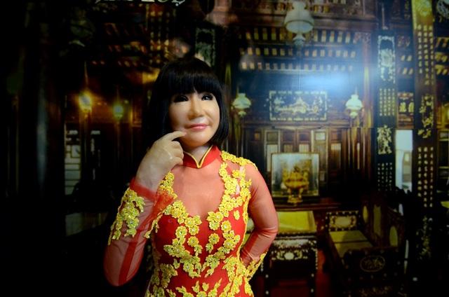 Nghệ sỹ cải lương Thanh Kim Huệ.