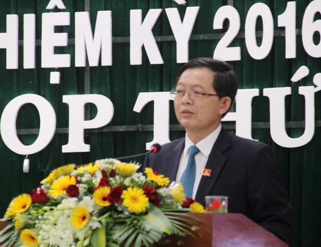 Chủ tịch UBND tỉnh Bình Định Hồ Quốc Dũng cho rằng rất khó chấm dứt được tình trạng phá rừng vì lực lượng bảo vệ rừng mỏng