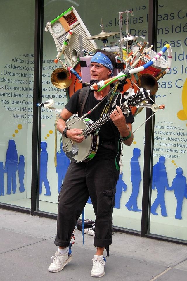 Làm thế nào để biểu diễn nghệ thuật đường phố một cách văn minh? - 4