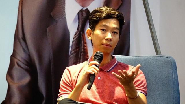 Theo anh Lê Công Thành: Startup không phải là một phong trào, chặn đường đi của nó nhiều lúc cũng rất gian khó và hoàn toàn không phải là màu hồng để bất cứ ai cũng theo đuổi