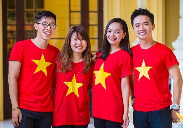 """Bộ ảnh """"Tự hào Việt Nam"""" của đại biểu Tàu Thanh niên Đông Nam Á nhân ngày Quốc khánh - 12"""