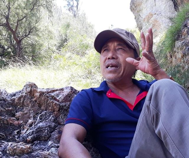 Người dân Tân Phụng 1 và 2 xem bảo vệ rừng núi cấm là nhiệm vụ thiêng liêng