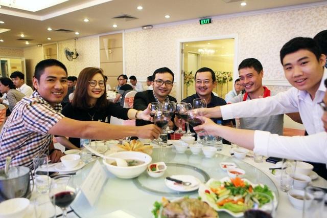 17 nhóm tác giả CNTT nhận chứng nhận Giải thưởng Nhân tài Đất Việt 2017 - 7