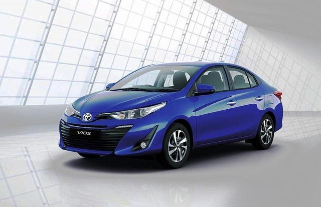 Toyota Vios 2018 có mặt tại Singapore - 2