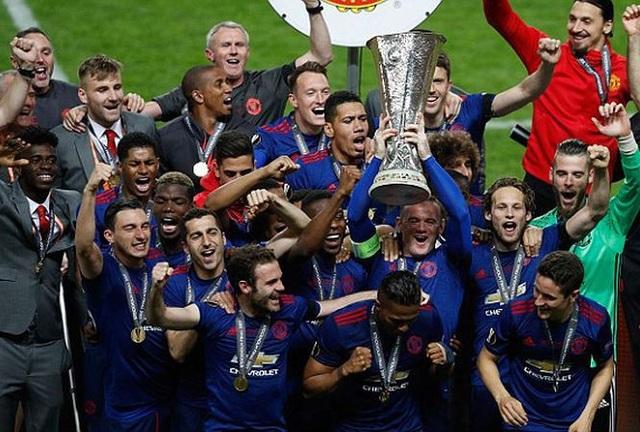 MU lần đầu tiên vô địch Europa League trong lịch sử