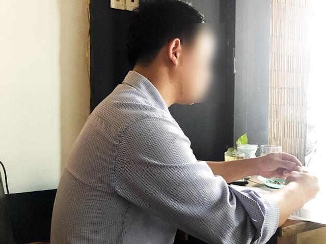 Anh Huỳnh (ngụ Tân Bình) dù biết hình thức góp vốn với các công ty cho vay qua mạng internet chưa được phép hoạt động nhưng vì lãi suất cao nên vẫn tiếp tục đầu tư.