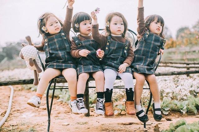 """""""Để các con yêu thương nhau hơn, các mẹ hay cho các con gặp nhau, đi du lịch cùng nhau nhưng bạn bên Nhật thì ít gặp hơn. Thường các con hay nói chuyện qua Facetime với nhau và nghe các mẹ kể chuyện."""