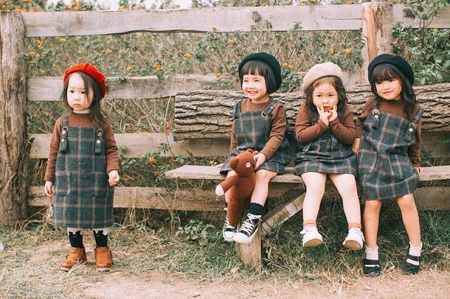 Bạn nhỏ lớn tuổi nhất là Phạm Masami cũng là bạn có mái tóc dài nhất. Cô bé có tên thường gọi là Vy Chan, năm nay 3,5 tuổi, hiện đang sống tại Nhật Bản.