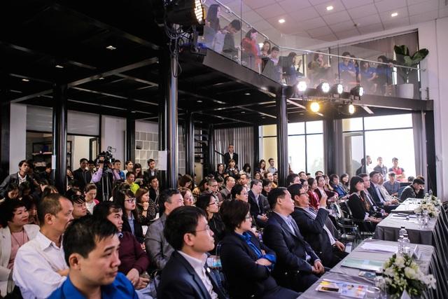 Lễ ra mắt chương trình Khởi nghiệp Thông minh UberEXCHANGE