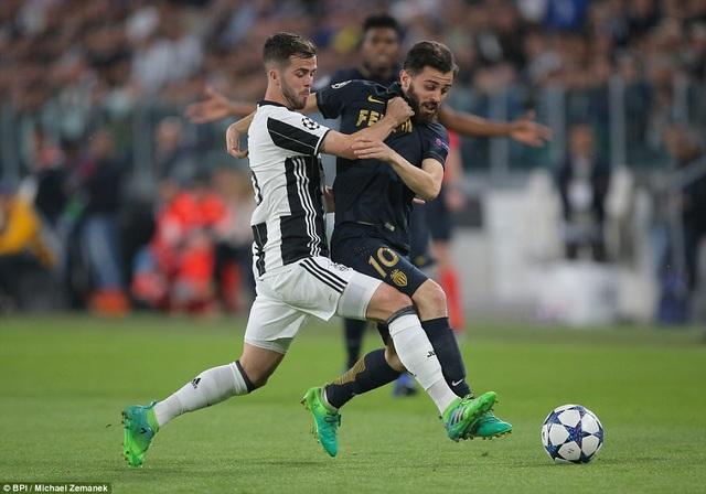 Juventus đang cho thấy khả năng phòng ngự siêu việt của mình