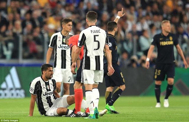 Juventus sẽ gặp không ít chấn thương sau trận đấu này