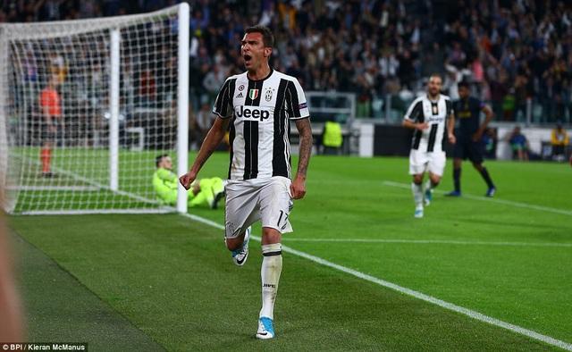 Cầu thủ người Croatia này đang hồi sinh cùng Juventus