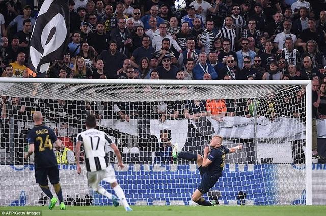 Juventus vẫn là đội chơi hay và tinh quái hơn