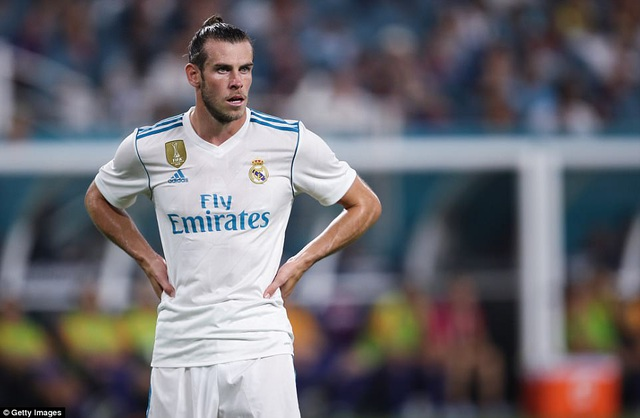 Bale đã có một trận đấu thất vọng tại Hard Rock