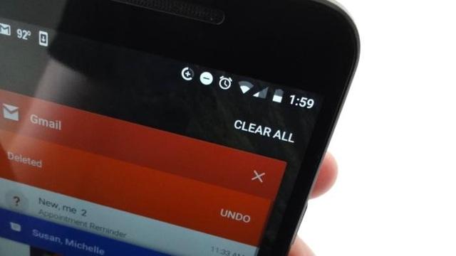 Dọn dẹp tất cả ứng dụng chạy nền trên Android.