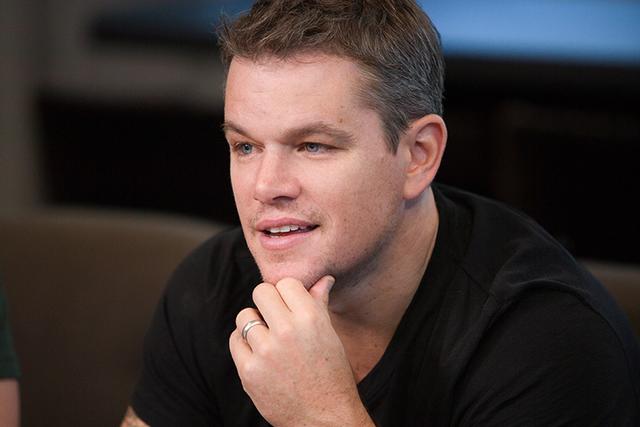 16. Matt Damon (21 triệu USD)
