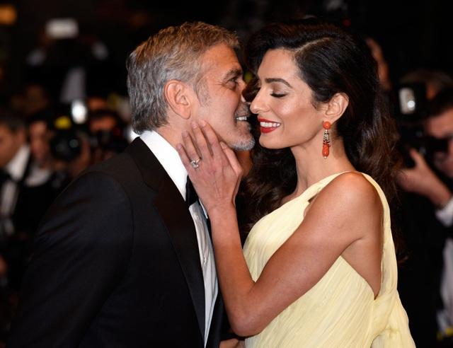 Tài tử George Clooney lần đầu làm cha ở tuổi 56 - 2