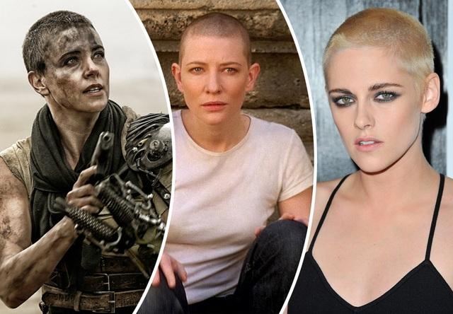 """Tại sao nhiều nữ diễn viên bất ngờ… """"xuống tóc""""? - 1"""