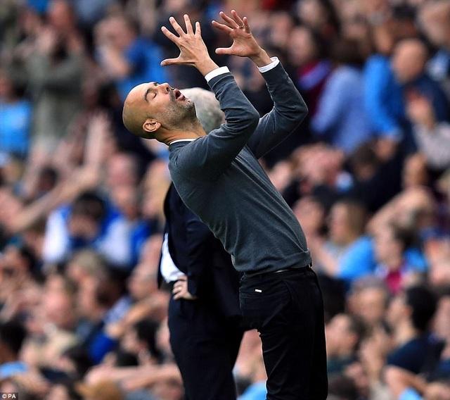 Man City 7-2 Stoke: Bữa tiệc bàn thắng - 3