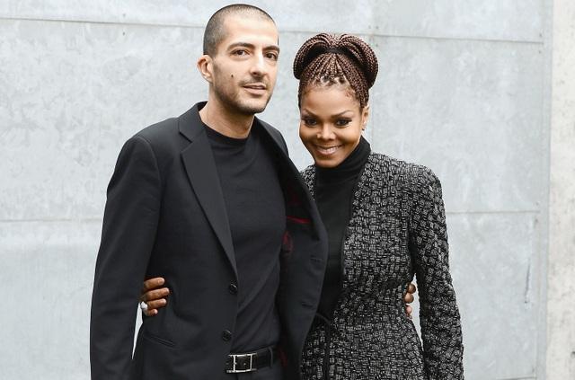 Nữ ca sĩ Janet Jackson và doanh nhân người Qatar - Wissam Al Mana