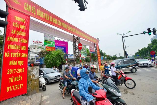 Toàn cảnh dự án cầu vượt An Dương - đường Thanh Niên sắp khởi công - 5