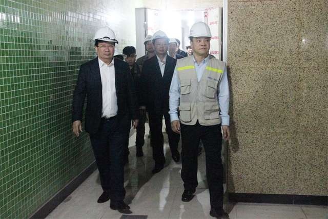 Phải đảm bảo an toàn tuyệt đối mới chạy tuyến đường sắt Cát Linh - Hà Đông - 1