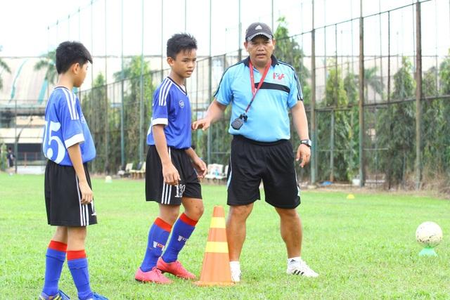 Cơ hội trở thành cầu thủ đẳng cấp quốc tế tại PVF - 2