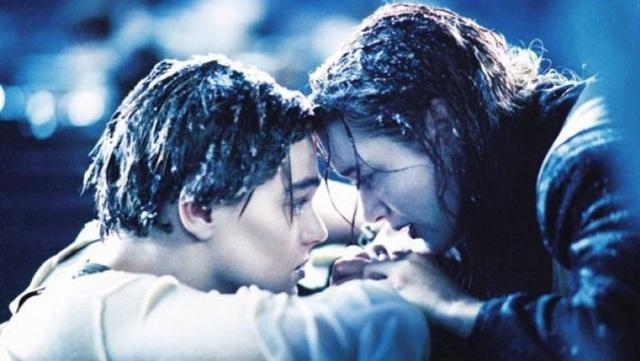 """Cảnh trong phim """"Titanic"""""""