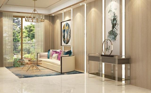 Căn hộ Midtown sẽ được giao nhà hoàn thiện cơ bản. Vì vậy, khi tham quan căn hộ mẫu The Symphony, ngoài những gợi ý thiết kế, trang trí nội thất theo xu hướng mới nhất hiện nay, khách hàng cũng sẽ được tư vấn và biết rõ các vật liệu cao cấp sử dụng cho dự án.