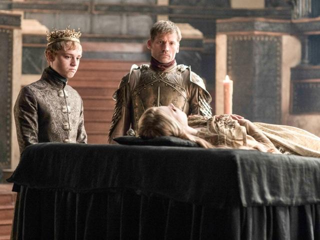 Lần lượt từng người con của Cersei đã qua đời.