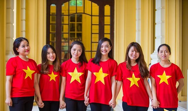"""Bộ ảnh """"Tự hào Việt Nam"""" của đại biểu Tàu Thanh niên Đông Nam Á nhân ngày Quốc khánh - 13"""