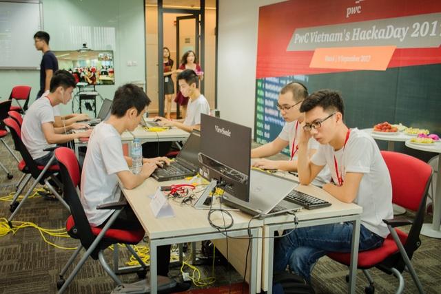 Cuộc thi tìm hacker giỏi nhất HackaDay Vietnam 2017